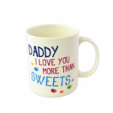 shopyko being trendy i love you daddy mug