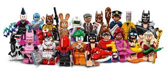 20 minifigs lego batman movie minifigure series