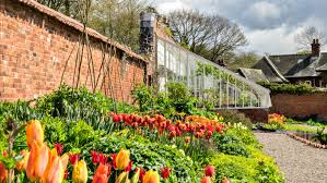 history of the walled garden national trust