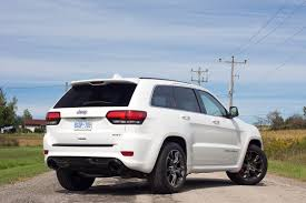 srt jeep 2011 2015 jeep grand cherokee srt review doubleclutch ca