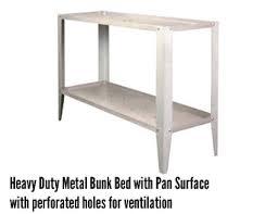 Sturdy Metal Bunk Beds Heavy Duty Metal Bunk Beds Latitudebrowser