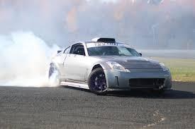 nissan 350z drift car chris fix