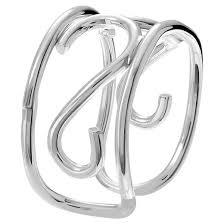 s ear cuffs women s journee collection s shape ear cuffs in sterling silver