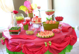 tablecloths decoration ideas inspired birthday decor occasionally crafty inspired birthday decor