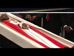 casket cost bishop eddie casket