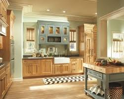 green kitchen paint with oak cabinets pin on house