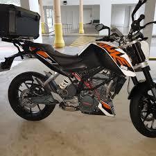 Ktm D Ktm Duke 200 Grounding Kit Motorbikes Motorbike Accessories On