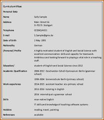 Lebenslauf Vorlage Jobscout24 gro罅z羮gig idealer lebenslauf 2016 ideen entry level resume