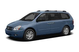 2009 kia sedona new car test drive