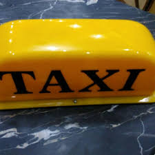 Taxi Light Taxi Top Light Manufacturers Suppliers U0026 Traders