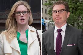 stephanie march broils bobby flay outside court page six