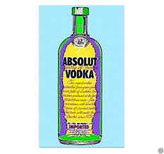 absolut vodka design absolut vodka design canvas artwall and co