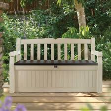 making outdoor deck storage bench u2014 railing stairs and kitchen design