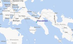 san francisco quezon map macalelon tide station location guide