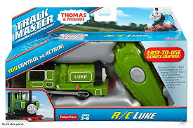 fisher price thomas friends trackmaster remote control luke