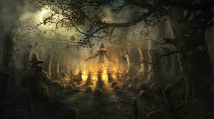 halloween design 27 scary backgrounds wallpapers images pictures design