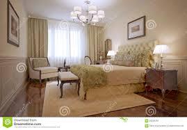 chambre à coucher style anglais chambre a coucher style anglais de luxe l illustration stock id es d