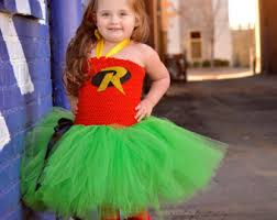Infant Robin Costume Robin Tutu Etsy