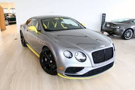 bentley supersport black 2017 bentley continental gt v8 s black edition stock 7nc063014