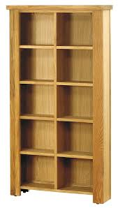 Oak Cd Storage Cabinet Baumhaus Aston Oak Dvd Cd Storage Unit Amazon Co Uk Kitchen U0026 Home