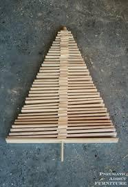 pneumatic addict diy wood slat christmas tree