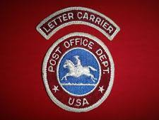 postal patches ebay