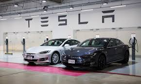 tesla model s charging tesla model s regains top safety rating with software update