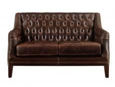 canapé 2 places en cuir canapé cuir pas cher achat en ligne livraison rapide