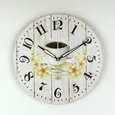 modern kitchen clocks online shop modern kitchen wall clock creative design warranty 3