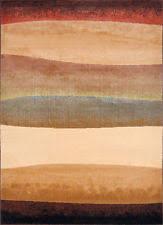polypropylene striped contemporary area rugs ebay