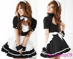 French Maid Halloween Costume French Maid Halloween Costumes Princess Cosplay Fancy