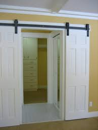 Make Closet Doors How To Make Sliding Door Top Hanging Sliding Doors Closet Doors