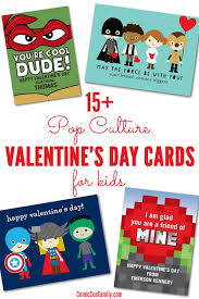 s day cards for kids 15 pop culture s day cards for kids comic con family