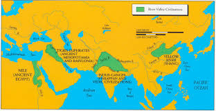 Definition Of Physical Map Beginnings Of Civilization 1 3 Howell World History