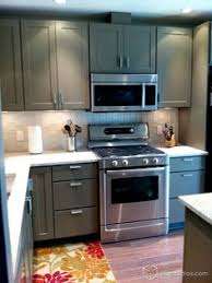 Rustoleum Paint For Kitchen Cabinets Beautifully Colorful Painted Kitchen Cabinets Green Kitchen