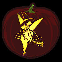 tinkerbell witch co stoneykins pumpkin carving patterns and