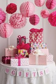 Baby Shower Table - baby shower gift table ideas jagl info
