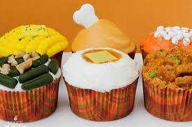 5 thanksgiving day cupcake recipes mashup by sweet society
