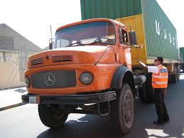 mercedes bonnet trucks