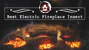 best electric fireplace insert youtube