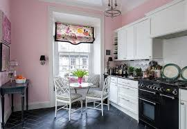 Kitchen Design Contemporary - pink and black kitchen design contemporary kitchen farrow