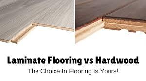 laminate flooring vs hardwood laminate flooring vs hardwood the choice is yours