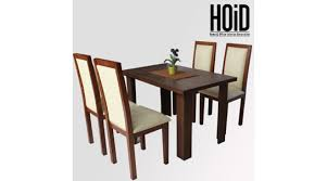 dining table set 4 seater oak wood dining table set 4 seats rectangle