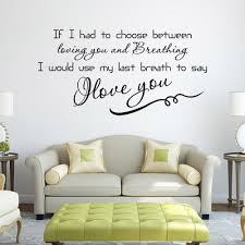 popular choose love quotes buy cheap choose love quotes lots from art wall stickers to choose love you diy home decorations wall decals living room quote 9310