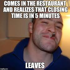 Thank You Very Much Meme - as a part time dish washer i thank you very much imgflip