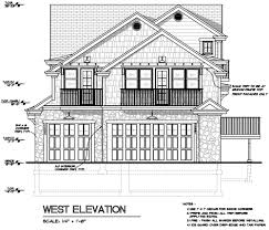 house plan and elevation examples