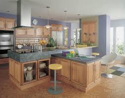 Merillat Kitchen Cabinets by Merillat Classic Labelle In Maple Natural With Java Glaze Merillat