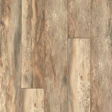 shop pergo portfolio 7 48 in w x 3 93 ft l barnwood oak embossed