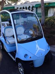 michael jordan u0027s golf cart is pretty awesome sole collector