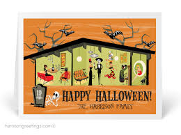 traditional halloween cards custom invitations announcements